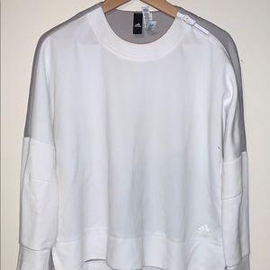 Adidas pullover Medium
